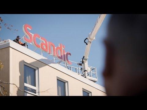 Paavo Törmälä pitää huolta Scandic Kemistä kuin omasta kodistaan