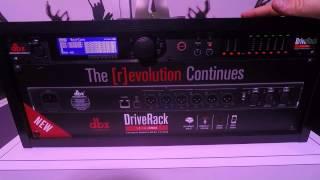 DBX Driverack Venue 360