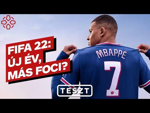 Új év, más foci – FIFA 22 teszt