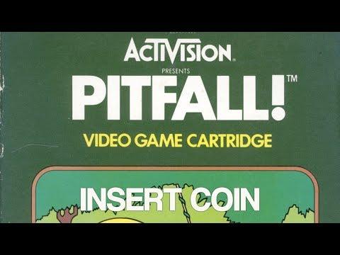Pitfall! (1982) - Atari 2600 - Análisis comentado