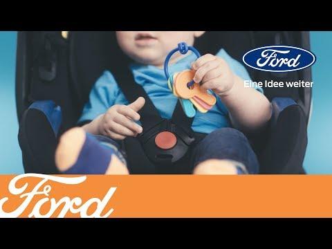 So aktivieren Sie die Kindersicherung | Ford Austria