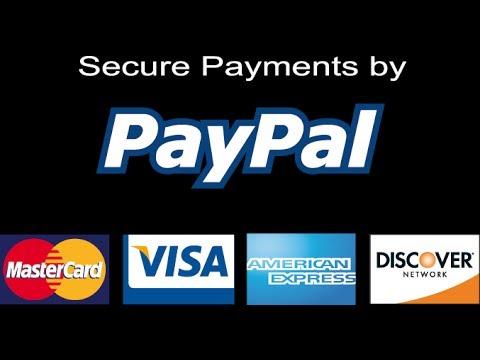 سؤال وجواب #1:هل استطيع استلام اموال على paypal بدون بطاقة ائتمانية ؟