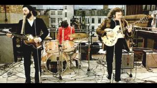 THE BEATLES - DONT LET ME DOWN - SHITTYFLUTED