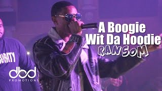 A Boogie Wit da Hoodie - Ransom (LIVE)