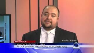 Novedades sobre el DAPA, la acción diferida para padres indocumentados