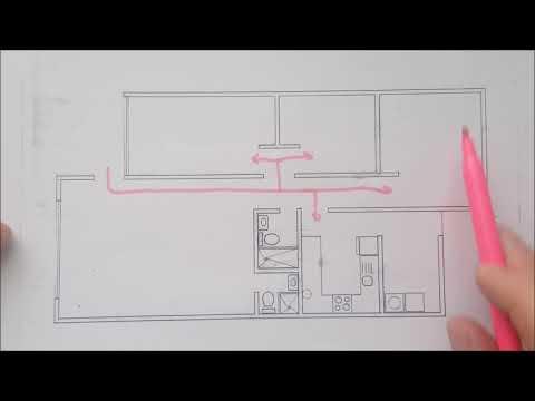 ZONIFICACIÓN Y CIRCULACIÓN. Tutoriales de arquitectura.