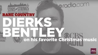 Dierks Bentley Talks Christmas Music