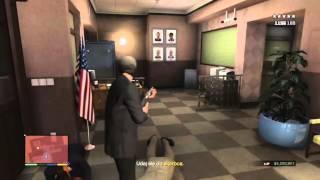 GTA V - Gang Albanii - Napad Na Bank