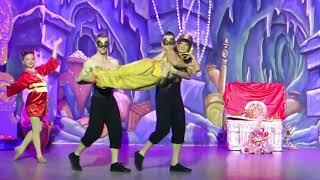 Aladdin 2018 promo