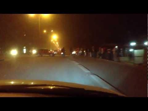 joie des supporteurs burkinabe dans la ville de ouagadougou apres la victoire pour la final