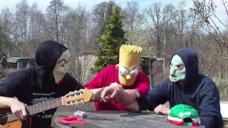 Bart Simpson beim Arzt (Sketch) Die Simpsons und Hexen (Lustige Videos zum lachen) German