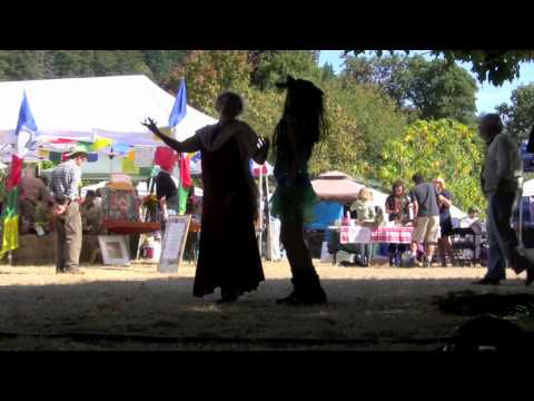 Calvin & Dean reprise a Carpathian Kolomyjka  {15 } at the Hornby FALL FAIRE  ♒⚓♒   2012