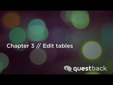 E10 Step 8  How to analyze data in Reporting