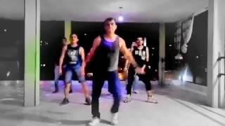 Daddy Yankee Shaky Shaky Hula hoop  Coreografia