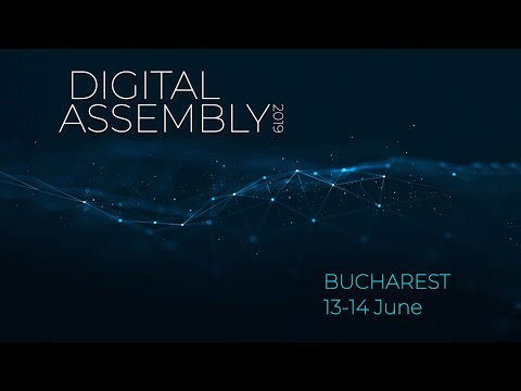 Digital Assembly 2019: Press Conference with Alexandru Petrescu, Mariya Gabriel and Neven Mimica photo