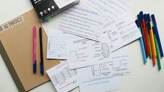 How I Make Flashcards | Nehrdist