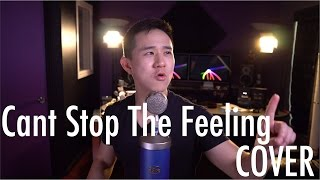 """Justin Timberlake """"Cant Stop The Feeling"""" - Jason Chen Cover"""