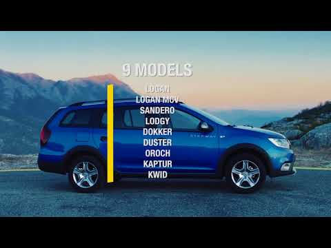 10 million Global Access vehicles sold | Groupe Renault