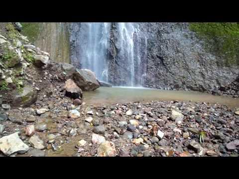 San Ramon Waterfall, Ometepe Nicaragua