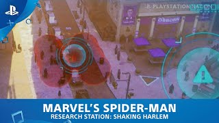 Marvel's Spider-Man (PS4) - Research Station - Shaking Harlem