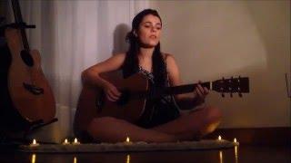 Marcelo Camelo - Janta (Arianne Ruas Acoustic Cover)