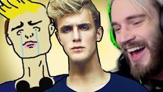 DRAWING YOUTUBERS