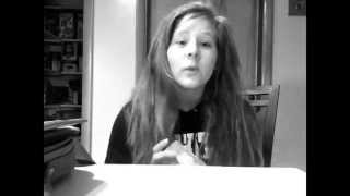 Beware -- Big Sean ft Jhene Aiko and Lil Wayne (Cover by Jenna Whitson)