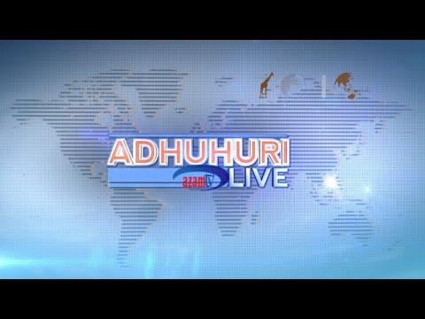LIVE   ADHUHURI LIVE - AZAM TV 20/09/2021