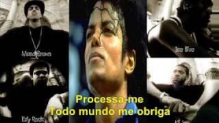 Racionais Mc's ft Michael Jackson They don't care about us 1