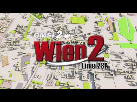 OMSI 2 Add-on Vienna 2 - Line 23A - - WildTangent Games