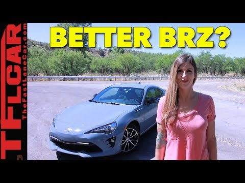 2018 Toyota 86 Review: Is it Better than a Subaru BRZ?
