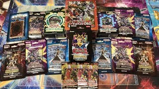 Opening Thirty Yugioh Booster Packs My 30,000 Subscriber Special!