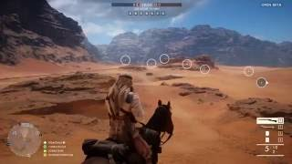 Battlefield 1: Oro Gets A Pony