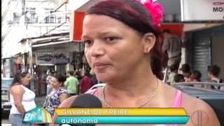 Revitalização do Alecrim no RN TV 2ª Edição da Inter TV Cabugi em 15 03 14