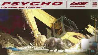 Post Malone Feat Ty Dolla $ign - Psycho (Instrumental)