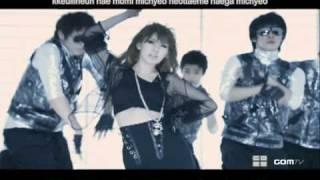 [HQ] T-ara - I go crazy because of you [Pl napisy+Rom+Hangul]