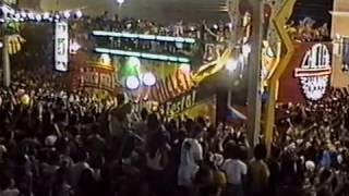 (Relíquia)-Chiclete com banana no ITA folia 1997 em Itaberaba
