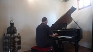 Feo, fuerte y formal - Loquillo y los trogloditas - Piano cover