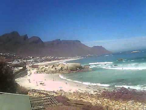 Timelapse Video – Glen Beach & Camps Bay – 07/11/2010