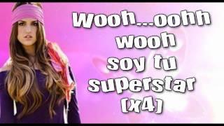 Sueña Conmigo / Roxy Pop - Soy tu superstar (letra)