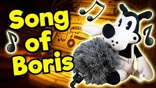 ♪ BENDY AND THE INK MACHINE SONG + LYRICS (Song of Boris - LushyPlushie)