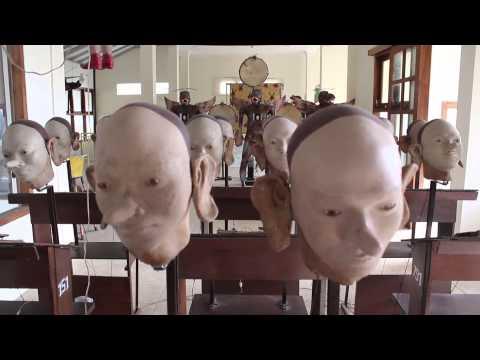 Heri Dono - ateljébesök i Studio Kalahan