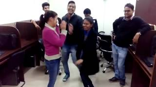 We never miss a chance to dance :) #Life #tecHindustan