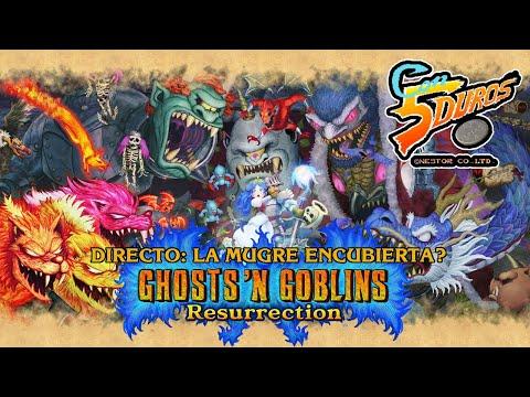 DIRECTO: GHOSTS 'N GOBLINS RESURRECTION (Nintendo Switch / Ryujinx) - La mugre encubierta?