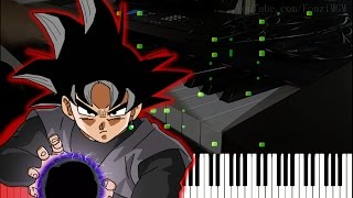 "[Dragon Ball Super OP 2] ""Limit Break x Survivor"" (Synthesia Piano Tutorial - ピアノ Live Cover)"