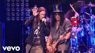 Slash - Standing in the Sun  ft. Myles Kennedy, The Conspirators