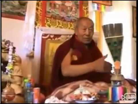 Kyabje Denma Gonsa Rinpoche on Samaya