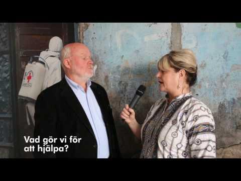 Intervju - hunger vid Afrikas horn