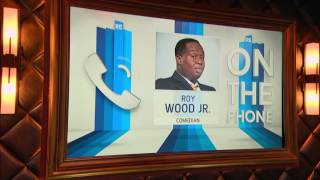 Comedian Roy Wood Jr. of The Daily Show Correspondent Talks Daily Show & More - 8/18/16