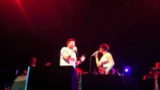 Arisa feat Claudio Cera - L'amore è un'altra cosa @ Auditorium Parco della Musica Roma